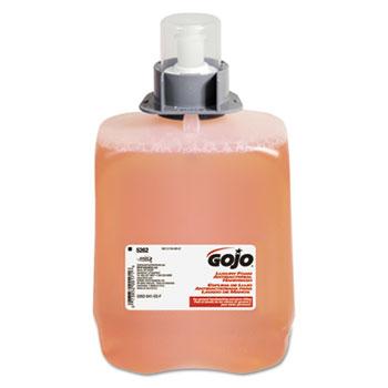 GOJO® Luxury Foam Antibacterial Handwash, FMX-20™ 2000 mL refill, 2/CT