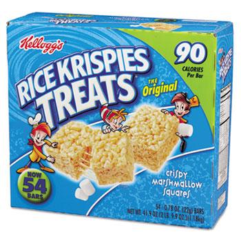 Rice Krispies Treats®, Original, 0.78 oz. Bar, 54/CT