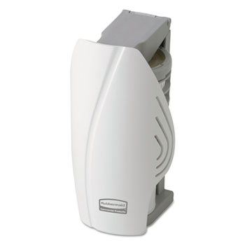 Rubbermaid® Commercial TCell Odor Control Dispenser, 2-1/2 x 5-1/4 x 2-3/4, White