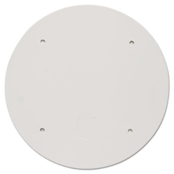 Vented Paper Finger Pull Lids, 165 oz. Cups, White, 100/CT