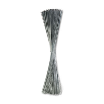 """Advantus Tag Wires, Wire, 12"""" Long, 1,000/Pack"""