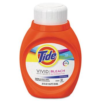Tide® Laundry Detergent plus Bleach Alternative, Original, 25oz Bottle, 6/Carton