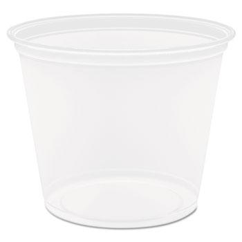Dart® Conex ®Complement Portion Cups, 5 1/2 oz., Translucent, 125/Bag