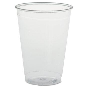 SOLO® Cup Company Ultra Clear Cups, Tall, 9 oz, PET, 50/Bag, 1000/Carton