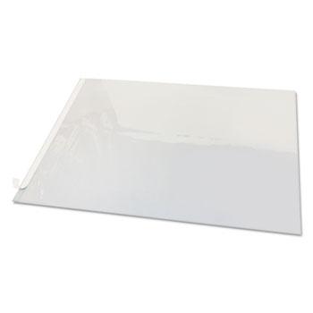 Second Sight II Clear Plastic Desk Protector, 24x19