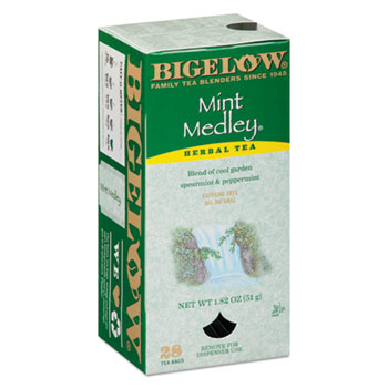 Mint Medley Herbal Tea, 28/Box
