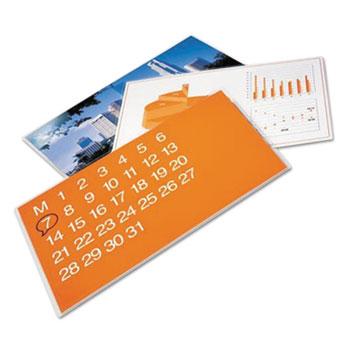 GBC® Laminating Pouches, 3 mil, 9 x 14 1/2, 100/Box