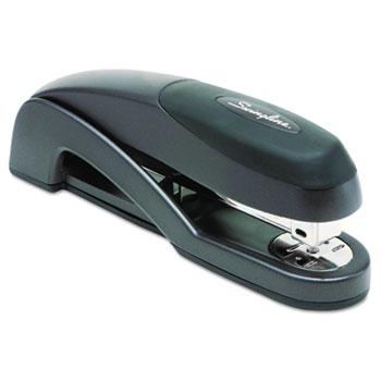 Swingline® Optima Full Strip Desk Stapler, 25-Sheet Capacity, Graphite