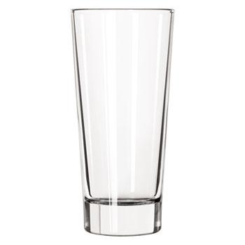 "Libbey lan Glass Tumblers, 14oz, 6 5/8"" Tall, 12/CT"