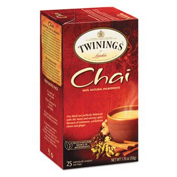 Tea Bags, Chai, 25/BX