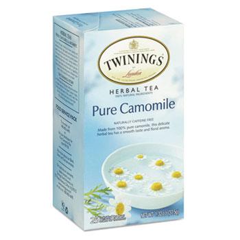 Tea Bags, Pure Camomile, 25/BX