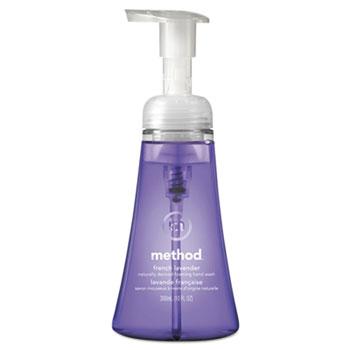 Foaming Hand Wash, French Lavender, 10 oz. Pump Bottle