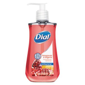 Antimicrobial Liquid Soap, 7.5 oz. Pump Bottle, Pomegranate & Tangerine