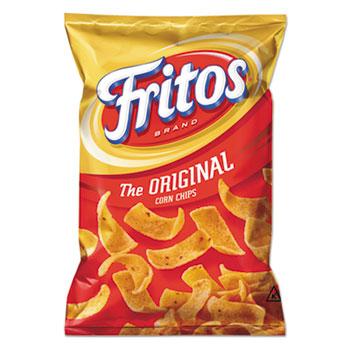 Fritos® Corn Chips, 3.25 oz Bag, 36/CS