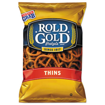 Rold Gold® Tiny Twists Pretzels, 3.5 oz Bag, 20/CS