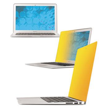 "3M™ Frameless Gold Notebook Privacy Filter for 13"" Widescreen MacBook Air"