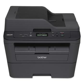 DCP-L2540DW Compact Laser Multifunction Copier, Copy/Print/Scan