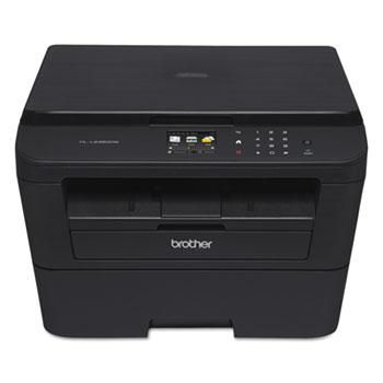 HL-L2380DW Wireless Multifunction Laser Printer, Copy/Print/Scan
