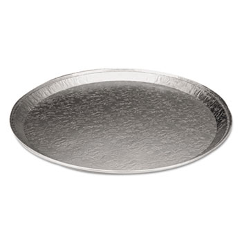 Handi-Foil of America® Aluminum Trays, Round, 18 in, 25/Case