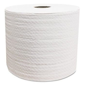 High Capacity Bathroom Tissue for Tandem Dispensers, 2-Ply, 3.9x4, 1110/RL, 24 RL/CS