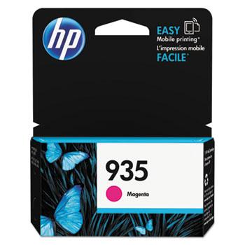 HP 935 Ink Cartridge, Magenta (C2P21AN)