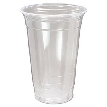Advantage Nexclear Polypropylene Drink Cups, 20 oz, Clear, 1000/Carton