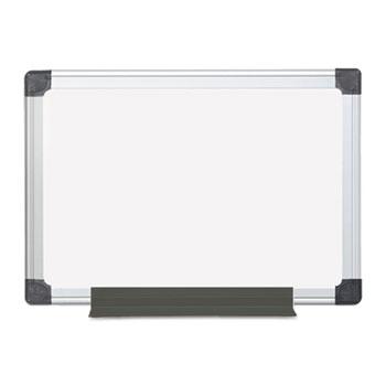 Value Melamine Dry Erase Board, 18 x 24, White, Aluminum Frame