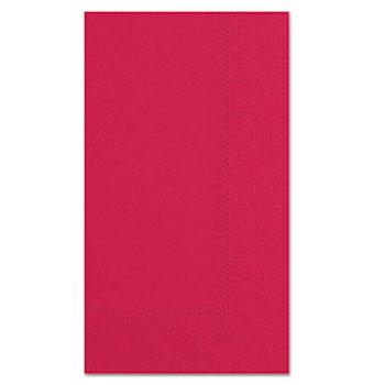 Hoffmaster® Dinner Napkins, 2-Ply, 15 x 17, Red, 1000/Carton