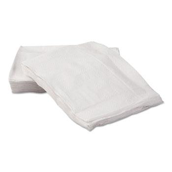 Mor-Soft Jr Dispenser Napkins, White, 6 1/2 x 5, 250/Pack, 24 Pack/Carton