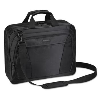 """CityLite Laptop Case 16"""", 13-1/4 x 3-1/2 x 16-1/2, Black"""
