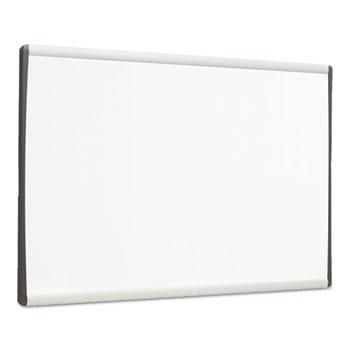 Quartet® Magnetic Dry-Erase Board, Steel, 11 x 14, White Surface, Silver Aluminum Frame