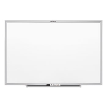 Classic Magnetic Whiteboard, 72 x 48, Silver Aluminum Frame