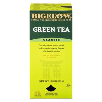Green Tea, Individual Tea Bags, 28/BX