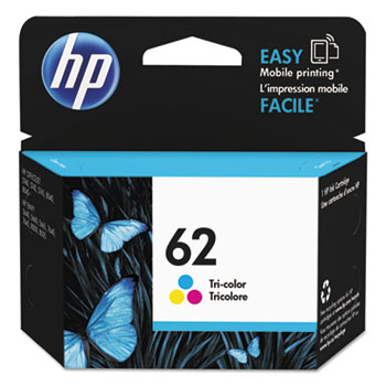 62 Ink Cartridge, Tri-color (C2P06AN)