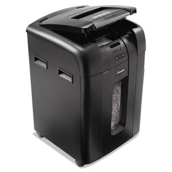 Swingline® Stack-and-Shred 500X Auto Feed Heavy Duty Shredder, Super Cross-Cut, 500 Sheets