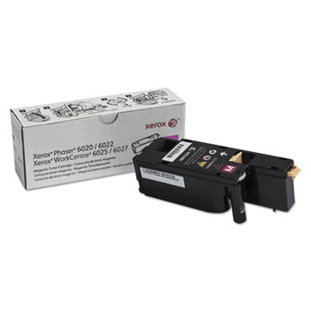 Xerox® 106R02757 Toner, 1000 Page-Yield, Magenta