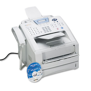 Brother MFC-8220 Business Laser All-in-One, Copy/Fax/Print/Scan