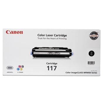 Canon® 2578B001 (117) Toner, Black