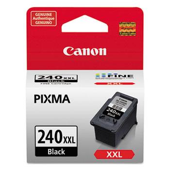 Canon® 5204B001 (PG-240XXL) ChromaLife100+ Extra High-Yield Ink, Black