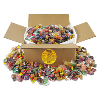 Soft & Chewy Candy Mix, 10 lb. Carton