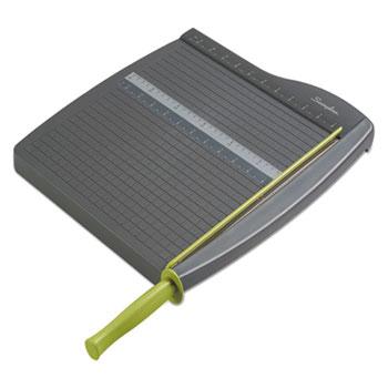 """Swingline® ClassicCut Lite Paper Trimmer, 10 Sheets, Durable Plastic Base, 13"""" x 19 1/2"""""""
