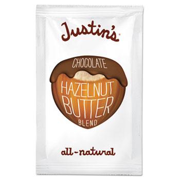 Chocolate Hazelnut & Almond Butter, 1.15 oz. Squeeze Packs, 10/Box
