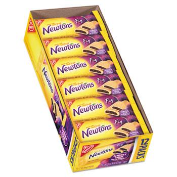 Nabisco® Original Fig Newtons, 2 oz Pack, 12/BX