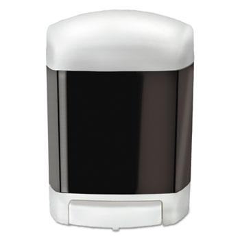 TOLCO® Clear Choice Bulk Soap Dispenser, 50 oz Capacity, White