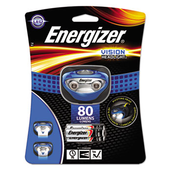 Energizer® LED Headlight, 3 AAA, Blue