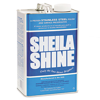 Stainless Steel Cleaner & Polish, 1gal Can