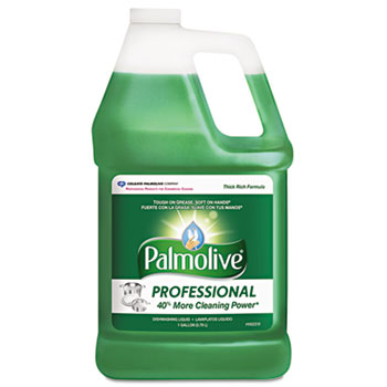 Palmolive® Dishwashing Liquid, Original Scent, 1 gal. Bottle