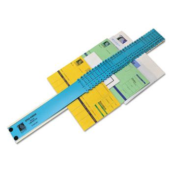 C-Line® Sorter, A-Z/1-31/Jan-Dec/Sun-Sat/0-30,000 Index, Letter Size, Plastic, Blue