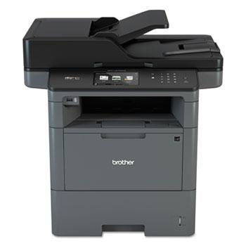 MFC-L6700DW Wireless Monochrome All-in-One Laser Printer, Copy/Fax/Print/Scan