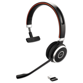 EVOLVE 65 UC Monaural Over-the-Head Headset